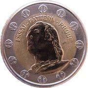 2 Europ (Montserrat Euro Fantasy Token) – obverse