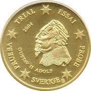 20 Cent (Sweden Euro Fantasy Token) – obverse