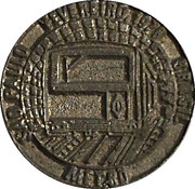 Medal (São Paulo Metro - Brazil / Image of the City Renewal) – obverse