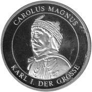 10 Euro (Carolus Magnus) – reverse