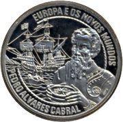 2½ ECU (Pedro Álvares Cabral) – reverse