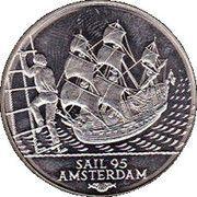 2 ECU - Beatrix (Sail '95 Amsterdam - Batavia) -  reverse