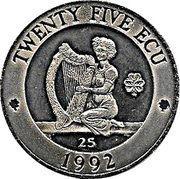 25 ECU – reverse