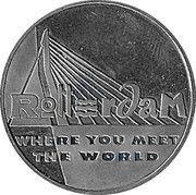 5 Euro/ECU (Rotterdam) -  reverse
