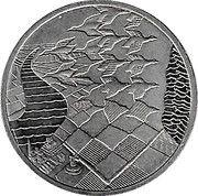 ECU - Beatrix (M.C. Escher) -  reverse