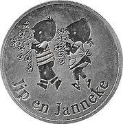 ECU - Beatrix (Jip en Janneke) -  reverse