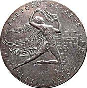 Sydney Opera House Commemorative Medallion 1973 – reverse