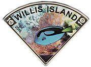 10 Dollars - Elizabeth II (Willis Island) -  reverse