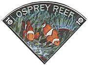 10 Dollars - Elizabeth II (Osprey reef) – reverse