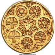 Medal - 6 Ducats - Rudolph II – reverse