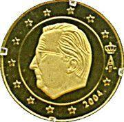 5 Dollars (Euro-motive of Belgium) – reverse