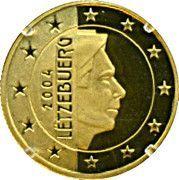 5 Dollars (Euro-motive of Luxemburg) – reverse
