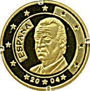 5 Dollars (Euro-motive of Spain) – reverse