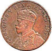 Medal - George V (Western Australian Centenary 1929) – obverse