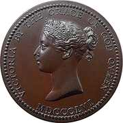 National Medal for Success in Art – obverse