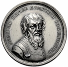 Medal - Grand Duke Dmitry III Iovannovich, 1362-1389 (№ 39) – obverse