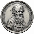Medal - Grand Duke Vasily II Dmitrievich, 1389-1425 (№ 40) – obverse