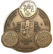 Medal - Lorenzo Rafael – reverse