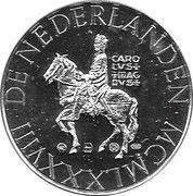 1 ECU - Beatrix (Carolus Magnus) -  obverse