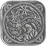 50 Centecu - Beatrix (De Nederlanden) -  obverse