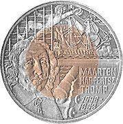 10 Euro - Beatrix (Maarten Harpertsz Tromp) -  reverse