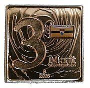 3 Merit (1st Anniversary) – reverse