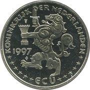 1 ECU - Beatrix (Marshall Plan) -  obverse