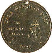 Medal - Casa Marcilio Dias – obverse