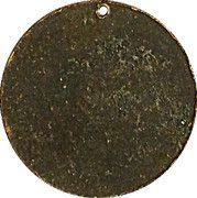 Medal - Casa Marcilio Dias – reverse