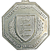 Medal - King George V and Queen Mary (Silver Jubilee) – reverse