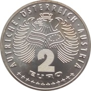 2 Euro (Europe without borders) – obverse