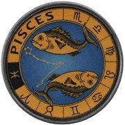 1 Rupee (Pisces) – reverse