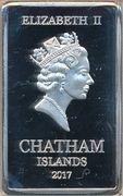 10 Dollars - Elizabeth II (Sagmariasus verreauxi) – obverse