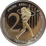 2 (Bulgaria Euro Fantasy Token) – reverse