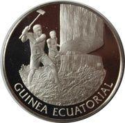 Medal - United Nations (Equatorial Guinea) – obverse