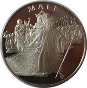 Medal - United Nations (Mali) – obverse