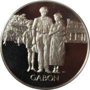 Medal - United Nations (Gabon) – obverse