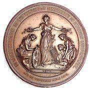 Medal - U.S. Centennial – obverse