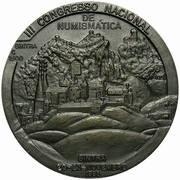 Medal - III Encontro de Numismática - Sintra 1985 – obverse