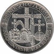 2½ Euro (Wiener Schatzkammer) -  reverse