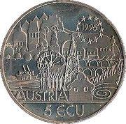 5 ECU (Johann Strauss) -  reverse