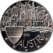 5 Euro (Austria) -  reverse