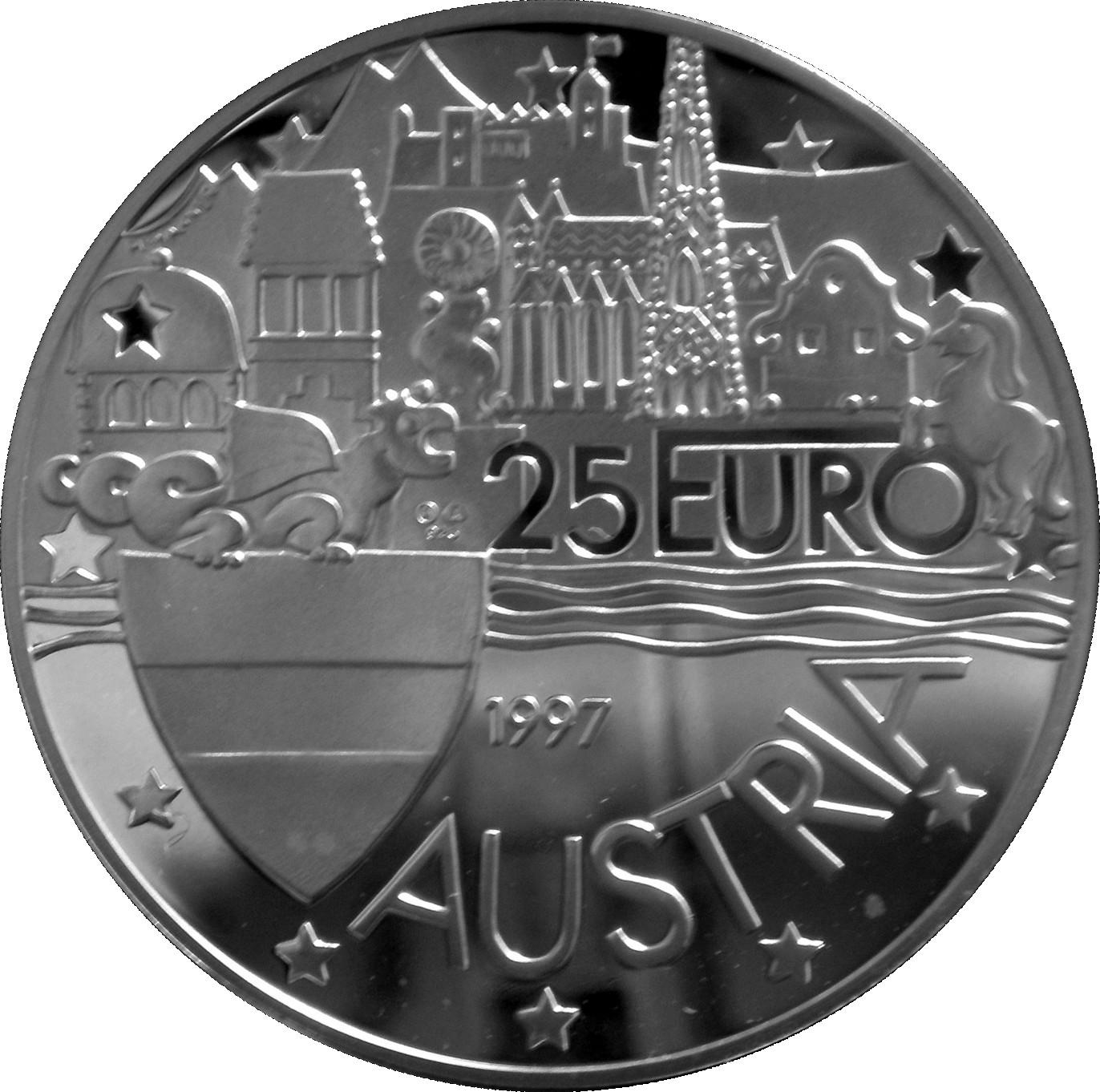 25 Euro  Gustav Klimt