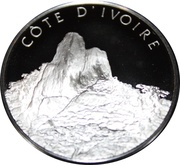 Medal - United Nations (Ivory Coast) – obverse