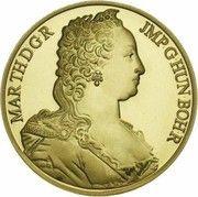 100 Écu - Baudouin I (Maria Theresia) – obverse
