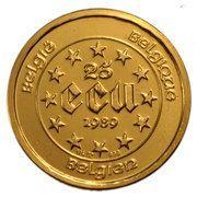 25 Écu - Baudouin I (Diocletian) – reverse