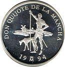 1 ECU (Don Quixote) – reverse