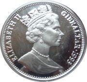14 ECUS - Elizabeth II (Sir Winston Churchill) – obverse