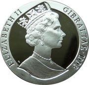 21 ECUs - Elizabeth II (EEC) – obverse