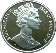 15 ECUS - Elizabeth II (United Nations) – obverse
